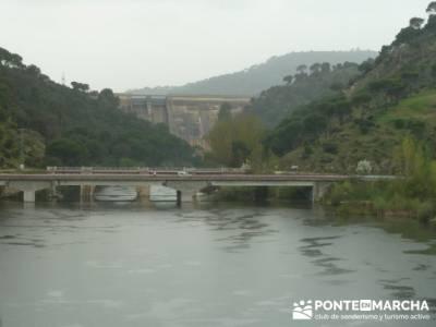 Senderismo Madrid - Pantano de San Juan - Embalse de Picadas; montañas; sitios para visitar en madr